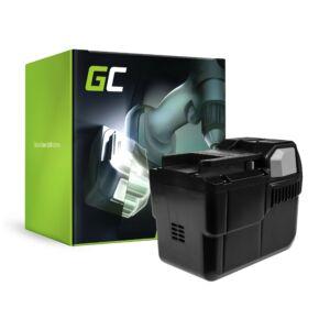 GreenCell  akkumulátor BSL 3620 BSL 3626 Hitachi CG 36DL CS 36DL DH 36DL ML 36DL RB 36DL