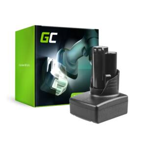 GreenCell  akkumulátor C12 M12 B2 B3 B4 B6 RedLithium Milwaukee BPD-0 BDD-202C BSD-0 C12HZ-0 C12MT-0 M12FID M12CDD