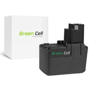 Green Cell Kéziszerszám akkumulátor DeWalt BAT001 PSR GSR VES2 BH-974H 9.6V 2Ah