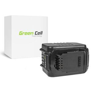 Green Cell Kéziszerszám akkumulátor Dewalt DCB184 DCB182 DCB180 18V 6Ah