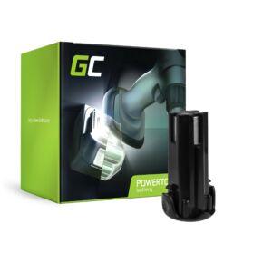 GreenCell  akkumulátor Green Cell EBM315 3.6V 1.5Ah Hitachi DB3DL DB3DL2