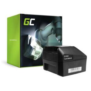 akkumulátor Green Cell FEIN ABLK ABLS 1.3 1.6 ABS ABSS AFMM ASB ASCM ASCS ASCT ASM ASW 14