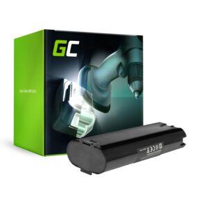 Green Cell Kéziszerszám akkumulátor AEG ABSE 10 ABE P7.2 7.2V 2.5Ah
