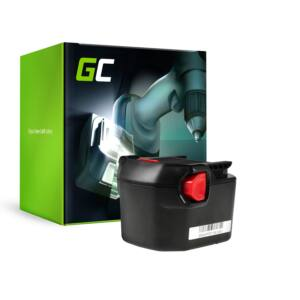 Green Cell Kéziszerszám akkumulátor AEG B1214G B1215R B1220R 12V 2Ah