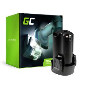 Green Cell Kéziszerszám akkumulátor Black&Decker BL1110 BL1310 BL1510 BDCDMT112 10.8V 1.5Ah