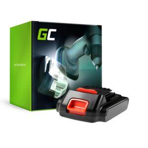 Green Cell Kéziszerszám akkumulátor Black & Decker BL1114 14.4V 2Ah