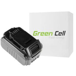 Green Cell Kéziszerszám akkumulátor Dewalt DCB184 DCB182 DCB180 18V 5Ah