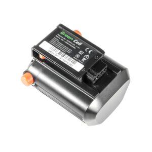 Green Cell Kéziszerszám akkumulátor Gardena BLi-18 8866 Li-18/50 TCS Li-18/20 18V 2.5Ah