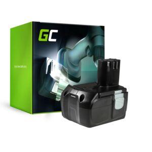 Green Cell Kéziszerszám akkumulátor Hitachi CJ14DL BCL1415 14.4V 1.5Ah