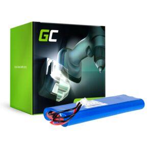 Green Cell Kéziszerszám akkumulátor Husqvarna Automower 210C 220AC AU-18C AU-18V 18V 3.3Ah