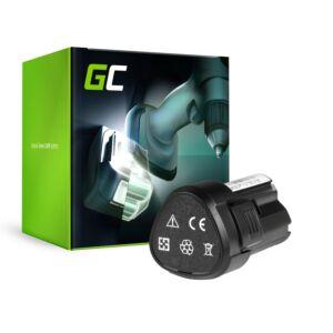 Green Cell Kéziszerszám akkumulátor WORX WA3503 WA3509 12V 2Ah