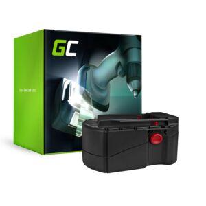 Green Cell Kéziszerszám akkumulátor Hilti SFL24 24V 3Ah