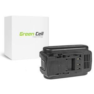 Green Cell Kéziszerszám akkumulátor Panasonic EY9L40 EY9L41 EY9L41B EY9L42 14.4V 4Ah