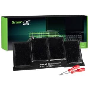 Green Cell Pro Laptop akkumulátor A1377 A1405 A1496 Apple MacBook Air 13 A1369 A1466 (2010, 2011, 2012, 2013, 2014, 2015)