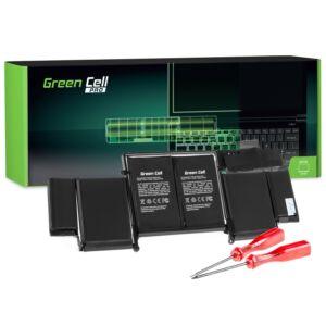 Green Cell Pro Laptop akkumulátor Apple MacBook Pro 13 A1502 (Early 2015)