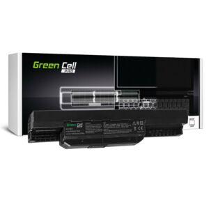 Green Cell Pro Laptop akkumulátor Asus K53 K53S X53 X53S X54 X54C X54F X54H X54HY X54L