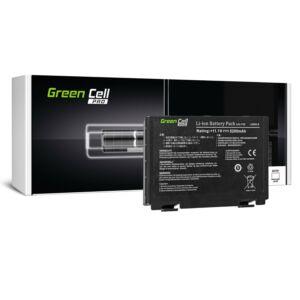 Green Cell PRO Laptop akkumulátor Asus K40 K50 K50AB K50C K51 K51AC K60 K70 X70 X5DC