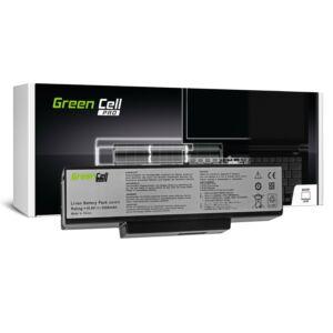 Green Cell PRO Laptop akkumulátor Asus N71 K72 K72J K72F K73SV N71 N73 N73S N73SV X73S