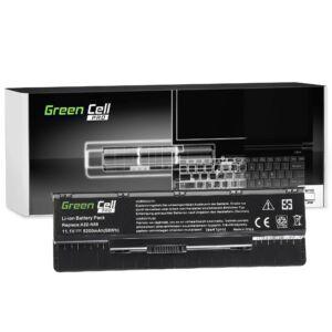 Green Cell Pro Laptop akkumulátor Asus G56 N46 N56 N56DP N56V N56VM N56VZ N76