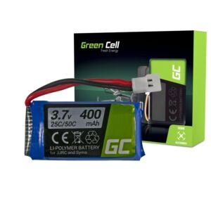 Green Cell akkumulátor JJRC H31 3.7V 400mAh