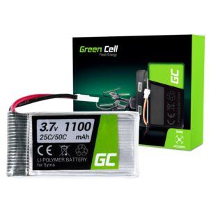 Green Cell akkumulátor Syma X5SC X5SW Explorers 3.7V 1100mAh