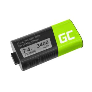 Green Cell hangszóró akkumulátor 533-000116 533-000138 Logitech Ultimate Ears UE MEGABOOM S-00147