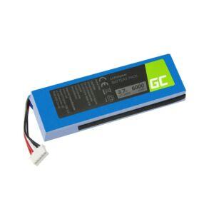 Green Cell hangszóró akkumulátor GSP1029102 JBL Charge 2+, Charge 2 Plus