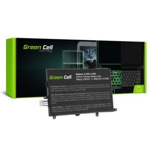 Green Cell akkumulátor SP4073B3H Samsung Galaxy Tab