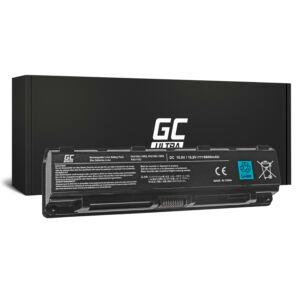 Green Cell Ultra Laptop akkumulátor Toshiba Satellite C50 C50D C55 C55D C70 C75 L70