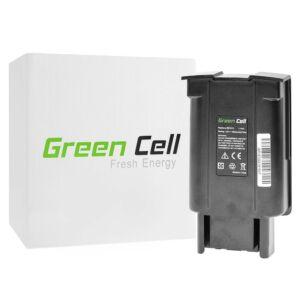 Green Cell akkumulátor Kärcher KM 35/5 C 1.5 Ah 18V