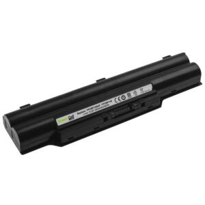 Green Cell Pro Laptop akkumulátor FPCBP145 FPCBP282 Fujitsu LifeBook E751 E752 E781 E782 P770 P771 P772 S710 S751 S752 S760 S761