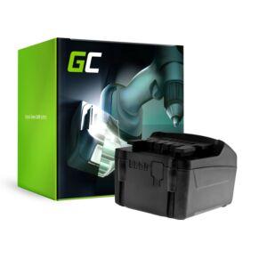 Green Cell Kéziszerszám akkumulátor Metabo 18V 3000mAh