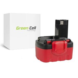 Green Cell Kéziszerszám akkumulátor BOSCH GSR PSR