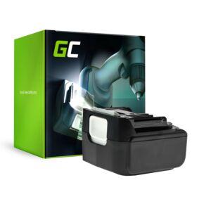 Green Cell Kéziszerszám akkumulátor Makita 14.4V 4000mAh