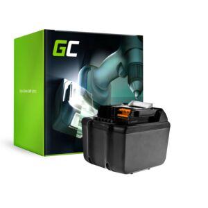 Green Cell kéziszerszám akkumulátor Makita BDF450SFE BTL061RF BTW450RFE 6000mAh