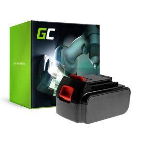 Green Cell kéziszerszám akkumulátor Black&Decker ASD ASL EPL