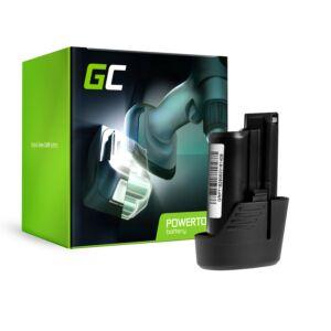 Green Cell Kéziszerszám akkumulátor Bosch GLI 10.8V-LI GSR 10.8V-LI