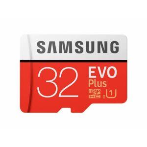 Samsung MicroSD Card EVO+ 32GB Class10 + Adapter MB-MC32GA/EU