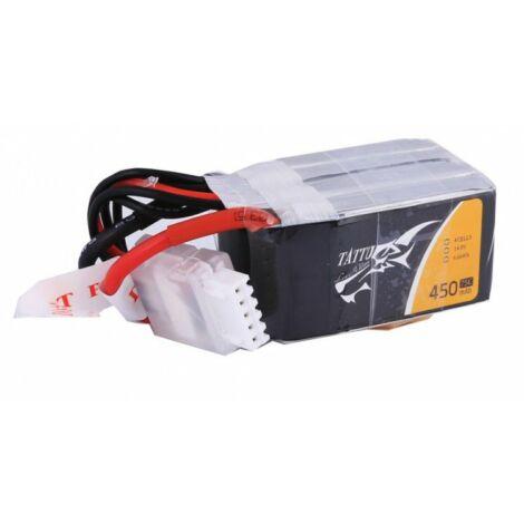 RC akkumulátor - Tattu 450mAh 14,8V 75C 4S1P
