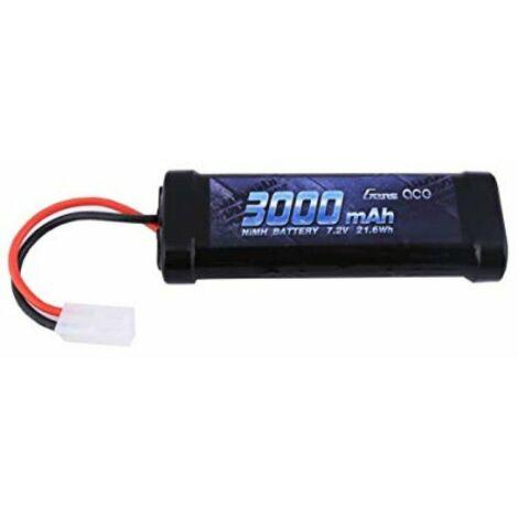 RC akkumulátor - Gens Ace 3000mAh 7,2V NiMH Tamiya