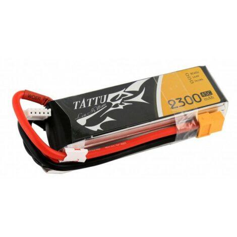 RC akkumulátor - Tattu 2300mAh 14,8V 45C 4S1P
