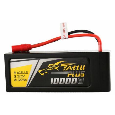 RC akkumulátor - Tattu Plus 10000mAh 22.2V 25C 6S1P