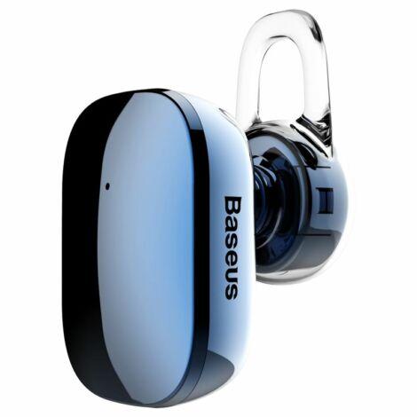 Baseus Encok A02 Mini Bluetooth Vezeték nélküli fülhallgató - Kék (NGA02-03)