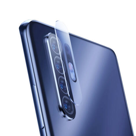 Baseus 0.2mm Huawei P30 Pro kamera objektív edzett üveg védőfólia (SGHWP30P-JT02)