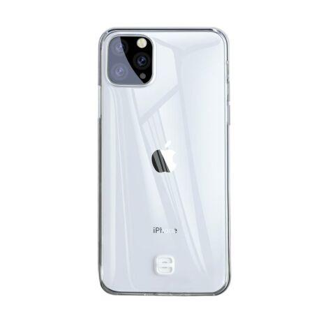 Baseus iPhone 11 Pro Átlátszó műanyag Tok Védőtok (WIAPIPH58S-QA02)