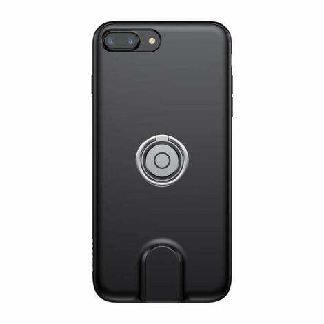Baseus Wireless vezeték nélküli Qi gyorstöltős Mágneses Multifunkciós iPhone 8/7 Plus tok