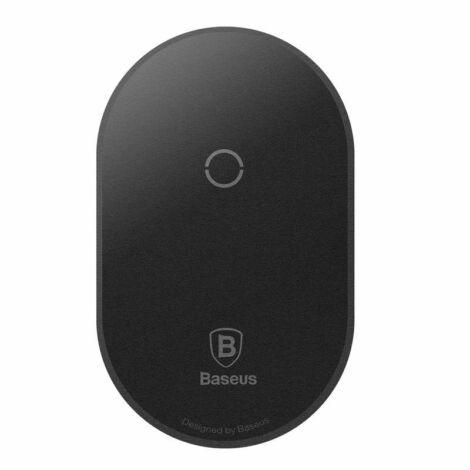 Baseus Lightning Wireless jelvevő adapter Mikroszálas Fekete (WXTE-A01)