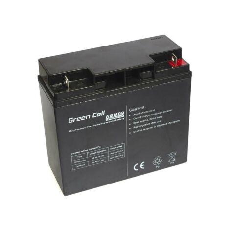 Green Cell AGM zselés akkumulátor 12V 18Ah