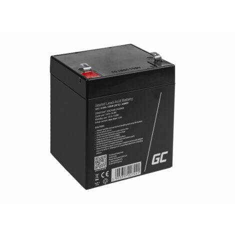 Green Cell Akkumulátor AGM 12V 5Ah