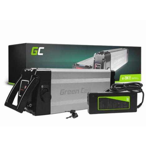 Green Cell Elektromos kerékpár akkumulátor 48V 11Ah Silverfish E-Bike Pedelec